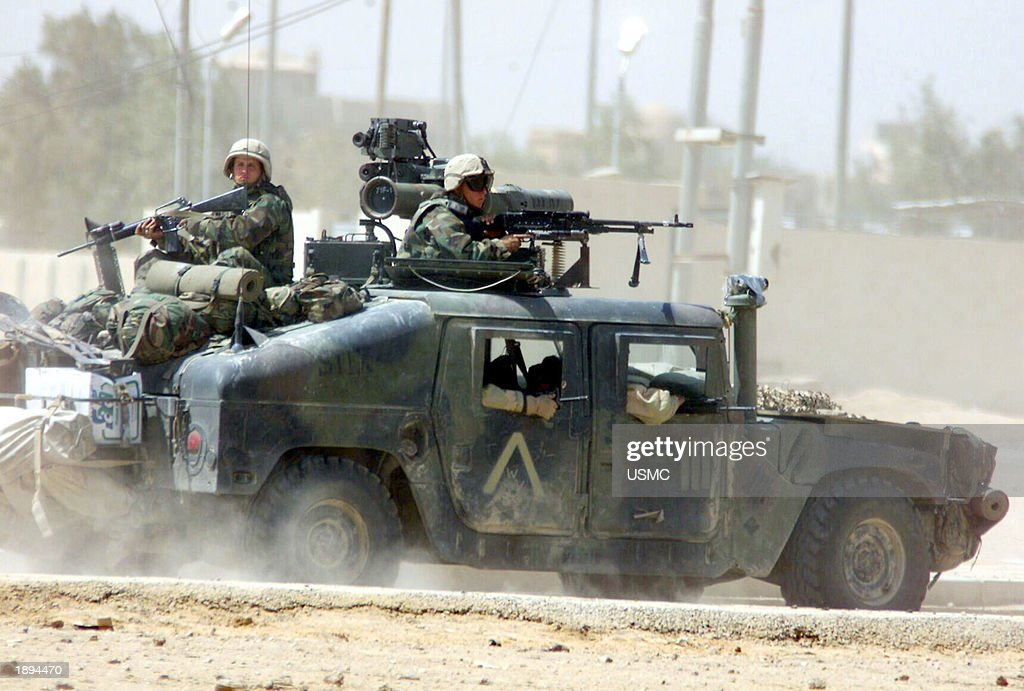 Iraq Caliber Kills 50