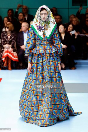 Gucci   Runway   Milan Fashion Week Fall Winter 2018 19 Photos and     Gucci   Runway   Milan Fashion Week Fall Winter 2018 19