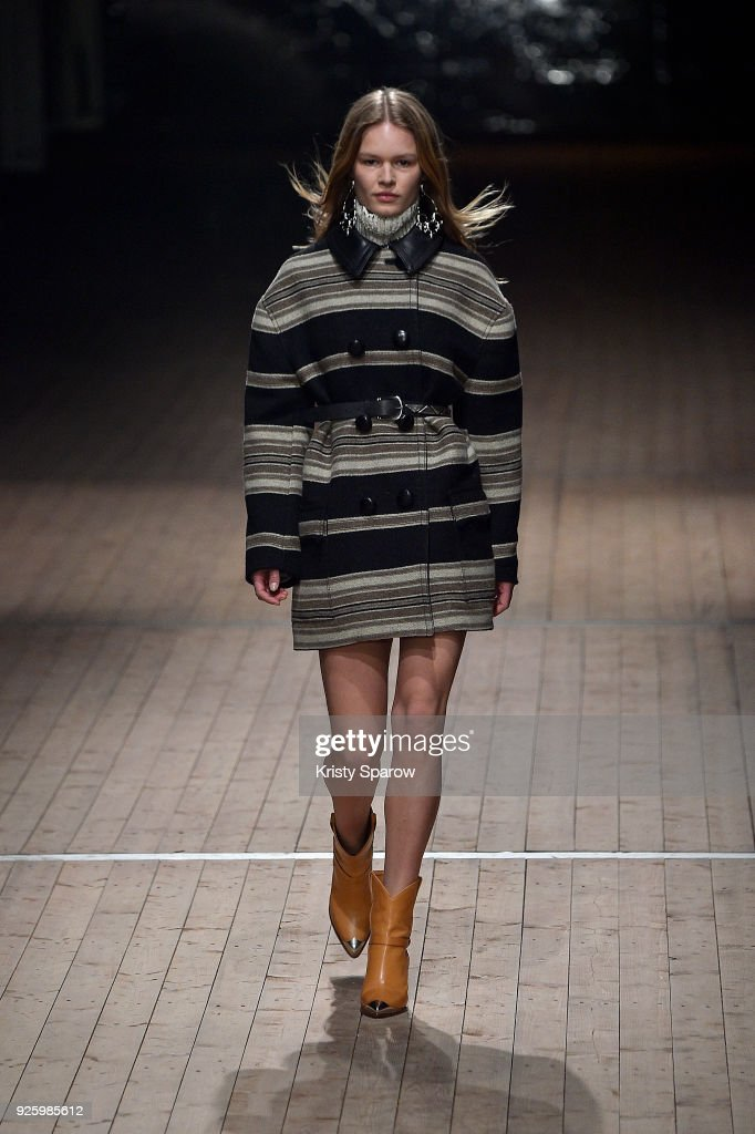 Isabel Marant   Runway   Paris Fashion Week Womenswear Fall Winter     Isabel Marant   Runway   Paris Fashion Week Womenswear Fall Winter 2018 2019