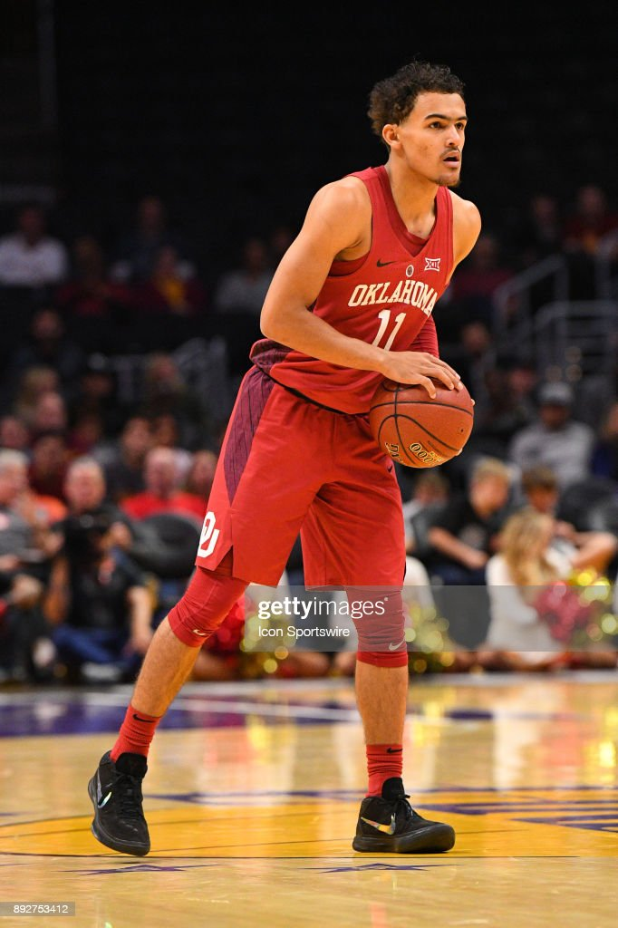 Trae Young Stock Photos And Pictures Getty Images