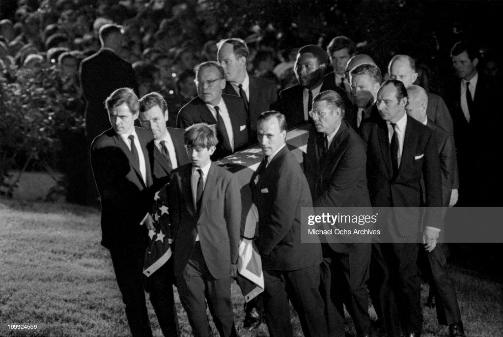 John Kennedy Jr Funeral