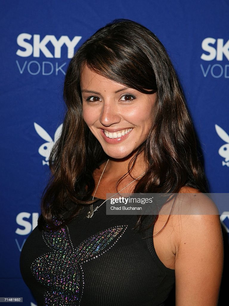 Playmate Penelope Jimenez Attends The Playboy And Skyy Vodka Party On News Photo Getty Images