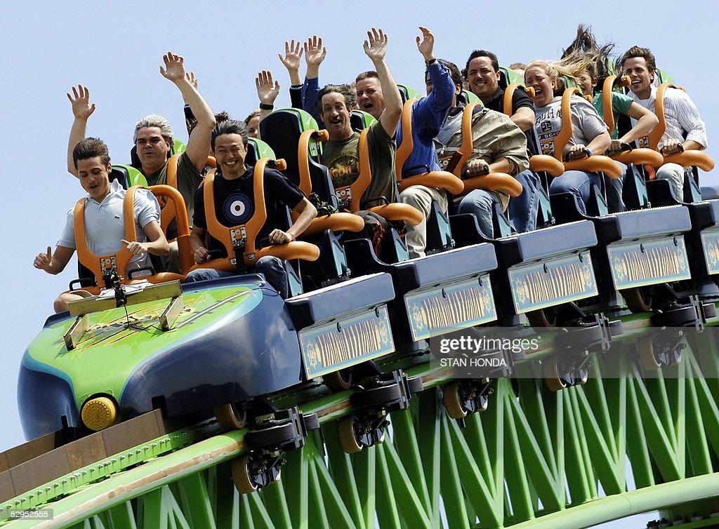 Six Flags Stock Fotos Und Bilder Getty Images