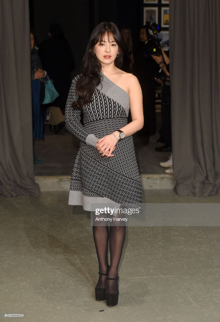 Song Hye Kyo Stock Photos And Pictures Getty Images