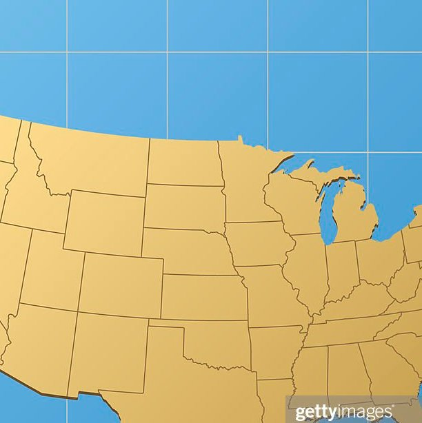 HD Decor Images » Usa Map With Compass Rose Vector Art   Getty Images USA map with compass rose   Vector Art