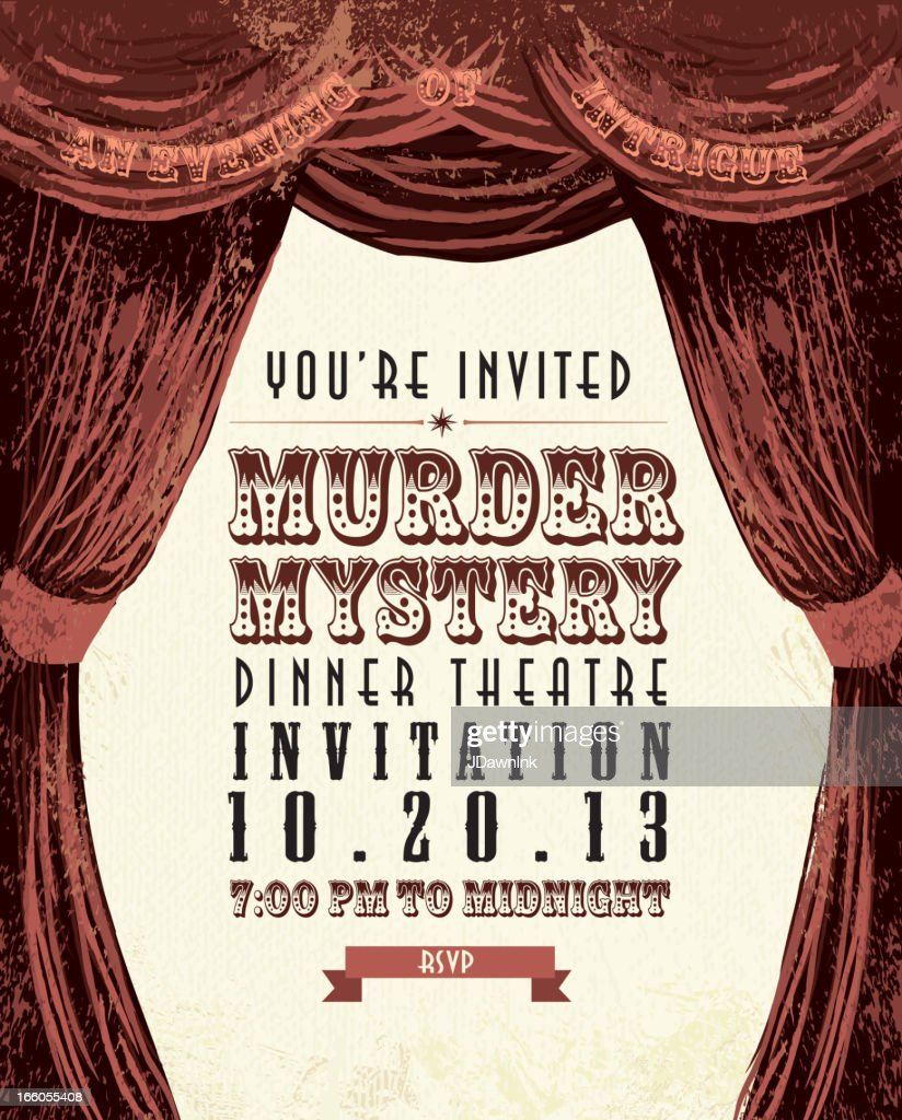 murder mystery invitation template com murder mystery invitation template night of mystery able