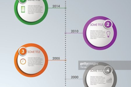 Timeline Info Graphic Round Template Vector Art   Getty Images Timeline info graphic round template   Vector Art