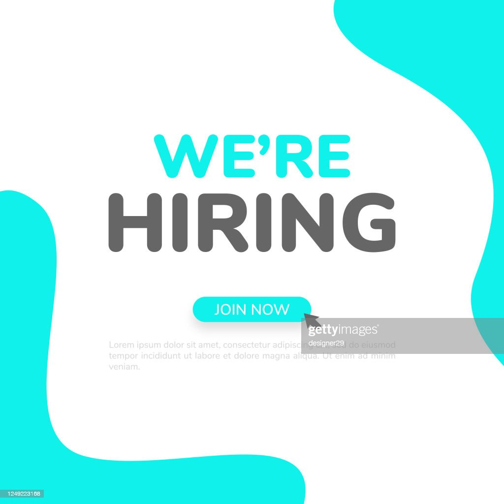104 now hiring poster photos and premium high res pictures getty images