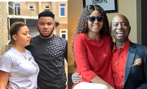 Popular actress, Regina Daniels is pregnant