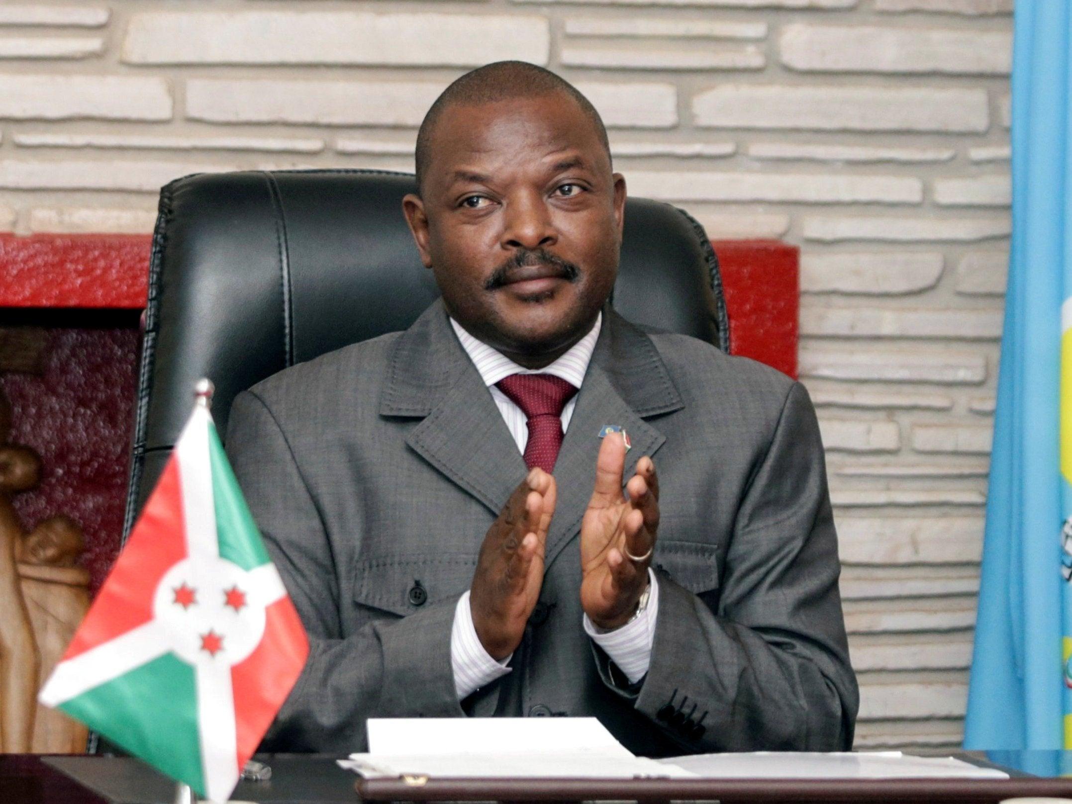 REAL Cause Of Death Of Burundi's President, Pierre Nkurunziza