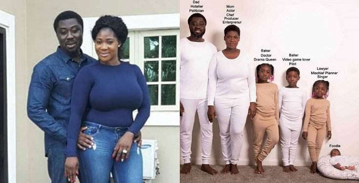 My Children Have Chosen Their Career Paths - Mercy Johnson Says As ...