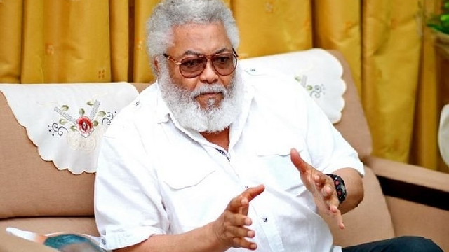 How Ghanaians are reacting to Former President Jerry John Rawlings' demise