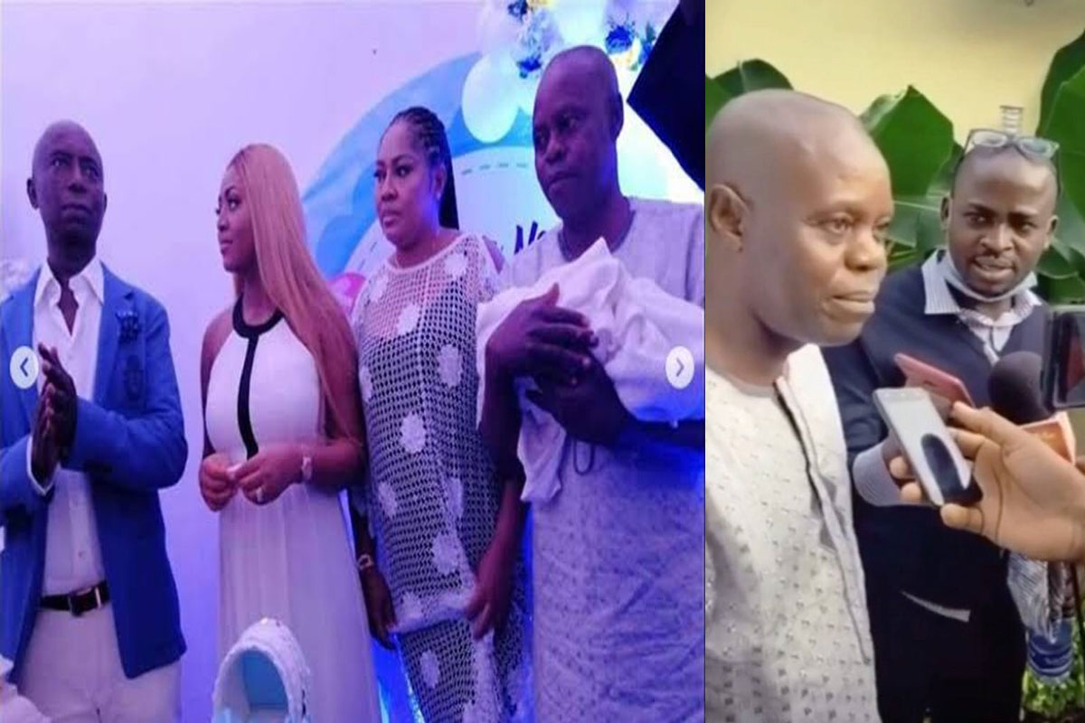 Regina Daniels' Father Finally Blesses Her Marriage To Ned Nwoko ...