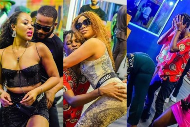 Watch BBNaija 2020 Full Video Of Last Night's First Party