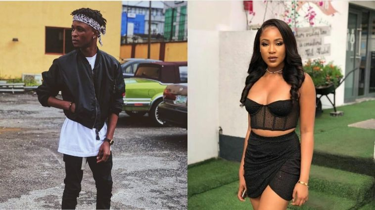 BBNaija 2020: 'You Are Cold And Hostile Towards Me' – Erica Confronts Laycon