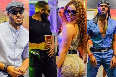 """BBNaija 2020: """"I Am Not Going To Be In A Relationship With Anyone In The House"""" – Nengi Tells Laycon"""