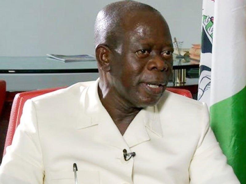 Edo 2020: PDP blames Oshiomhole for police invasion of Edo Assembly