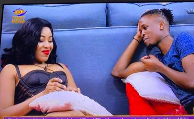 "BBNaija 2020: Laycon reveals Praise ""She Has Been Trying To Kiss Me"""