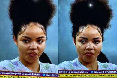 BBNaija 2020: Nengi's Sad Reaction After Ozo Chose Dorathy As His Deputy (Video+Photos)