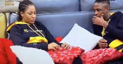 BBNaija 2020: Erica Breaks Laycon's Heart As She Opens Up Her Relationship With Kiddwaya (Video)
