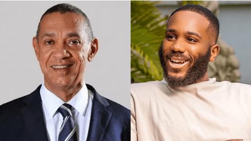BBNaija 2020: Former Senator Ben Bruce Campaigns For Kiddwaya, Erica & Prince
