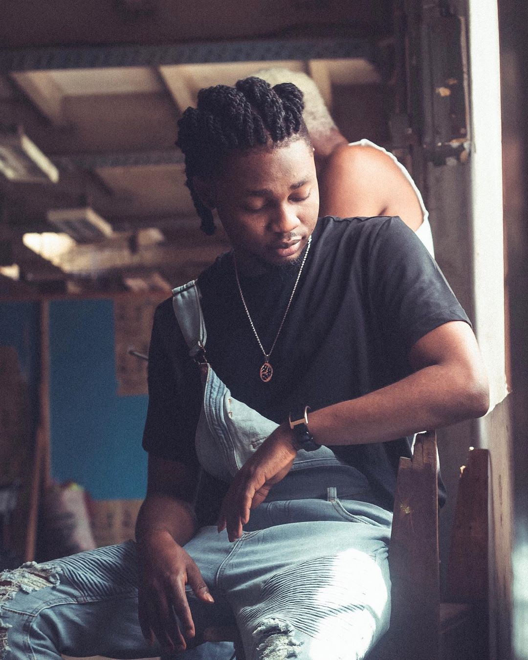 BET Celebrates Omah Lay As Amplified International Artiste Of The Month