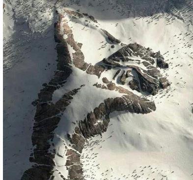 Checkout The Sleeping Lady Mountain In Alaska Photo