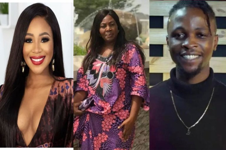 BBNaija 2020: Erica's Mum Reacts To Daughter's Fall Out with Laycon - 'Is It A Crime To Love Another' (AUDIO)