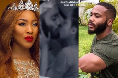 BBNaija 2020: Erica caught having sxex with Kiddwaya after she said she's done with Him