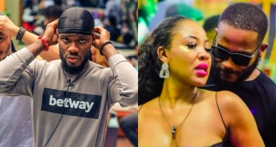 BBNaija 2020: See Erica's Reaction After Prince Said He Wants To See Her Breakup With Kiddwaya (VIDEO)