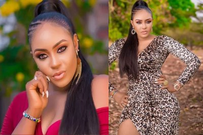 Nollywood Actress, Ijeoma Thomas reveals She's Not Going Under The Knife To Look Sexy