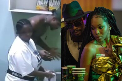 BBNaija 2020: Neo Fears Taking Over Frodd's Reputation Of A 'Bra Washer' (Video)