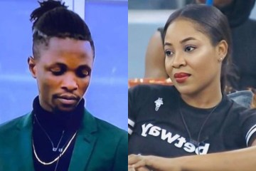 BBNaija: Laycon Reveals His Plan For Erica After The Show