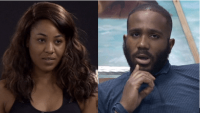 BBNaija 2020: Read What Kiddwaya Told Erica About Disqualification