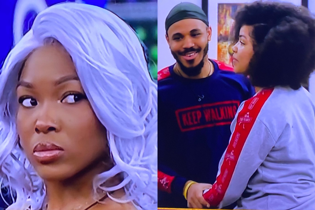 "BBNaija: ""Leave Ozo Alone, He Is Not Concentrating"" - Vee Warns Nengi"