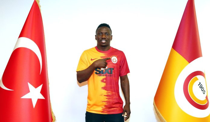 Midfielder Etebo Joins Galatasaray On Loan From Stoke City