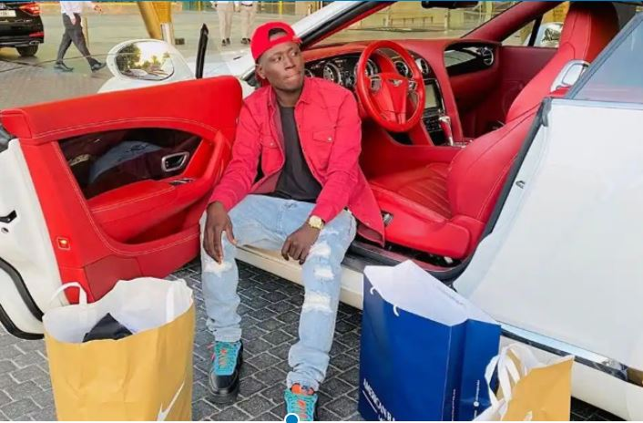 """From Grass To Grace"" – The Story Of Davido's Gateman Who Owns 3 Cars And 2 Houses At The Age Of 21 6"