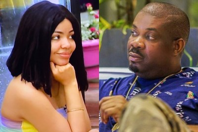 BBNaija 2020: Nengi Reveals The Love Message She Sent To DonJazzy When She Was 15 Years Old (Video)