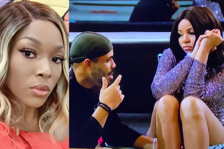 "#BBNAIJA: ""Whatever Happens Between You And Nengi Is Not My Business"" - Vee Tells Ozo"