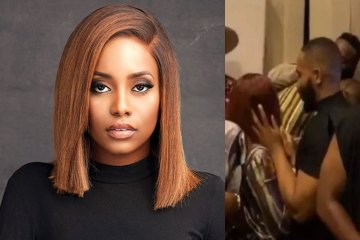 See what Vice President daughter, Kiki, posted after Kiddwaya threw a party for Erica that got people talking