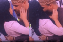 BBBNaija 2020: Ozo breaks silence on why Nengi curved his KISS