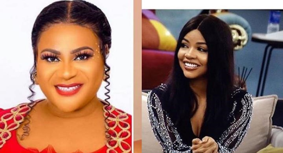 Nengi's IG Page Handler Hits Nkechi Blessing Hard For Sending Nengi Love After Campaigning Against Her thumbnail
