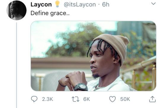 """Oga get yourself a diamond chain"" – Twitter fashion custodian tells Laycon, ""Oga get yourself a diamond chain"" – Twitter fashion custodian tells Laycon, Premium News24"