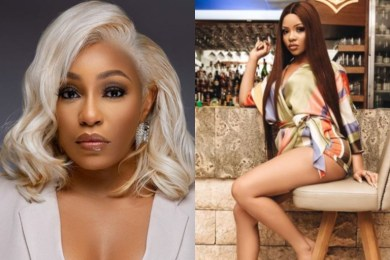 What Rita Dominic Said To Nengi After She Shared These Delectable Photos