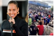Lekki Toll Gate Killings: 'Don't Give Up'- Alicia Keys Urges #EndSARS Protesters