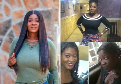 Mercy Johnson Has A Twin Sister And We Never Knew All This While? (Photos)