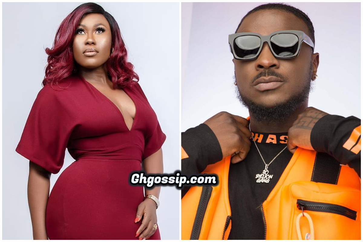 """""""I'm Happy You Didn't Kiss Him In The Movie That Year"""" – Peruzzi Praises Uche Jombo After She Slammed Desmond Elliot"""