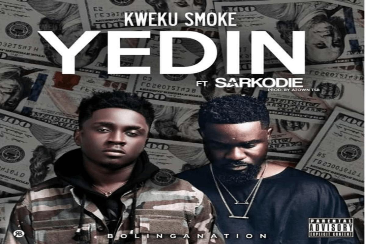 DOWNLOAD: Kweku Smoke – Yedin ft Sarkodie