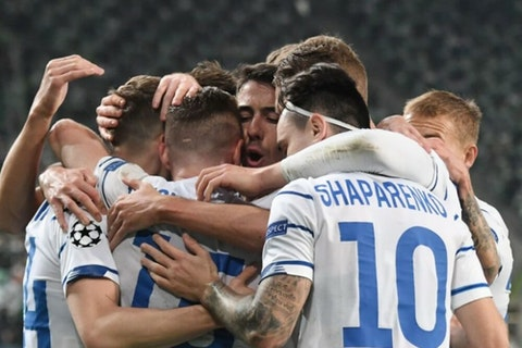 Barcelona's Champions League Opponent Dynamo Kyiv Confirm 11 Covid-19 Positive Cases