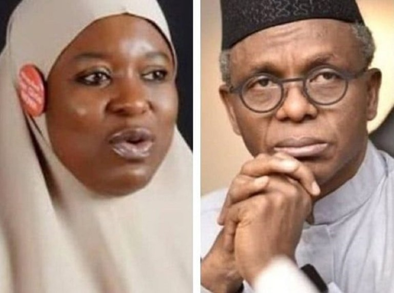Aisha Yesufu Blasts El Rufai Over Insecurity In Kaduna